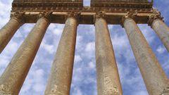 Кто построил храм Юпитера в Баальбеке