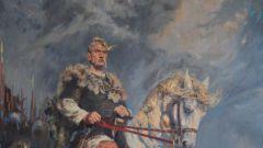 Почему князя Владимира называют Красное Солнышко