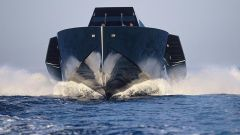 У кого самая быстрая в мире яхта
