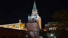 Какая башня Кремля самая высокая