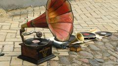 Чем патефон отличается от граммофона