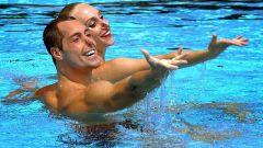 Почему мужчины не выступают в синхронном плавании