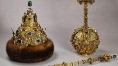 Что является символом царской власти