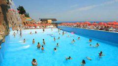 Отдыхаем в Крыму: аквапарке