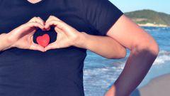 С какой стороны сердце