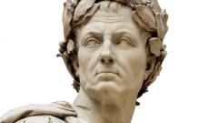 Что Цезарь скрывал лавровым венком