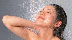 Какой душ принимать в жару
