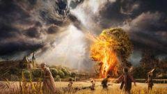 Перун в славянской мифологии