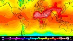Какова средняя температура планеты Земля
