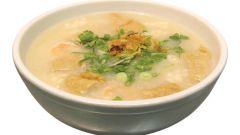 Как приготовить рисовый суп с кальмарами