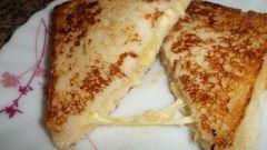 Как сделать вкусные тосты с бананами и карамелью?