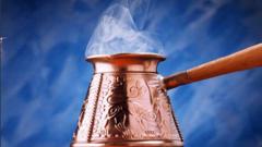 Как сварить кофе в джезве или турке