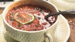 Томатный магрибский суп