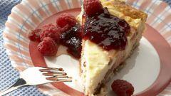 Как испечь ленивый пирог