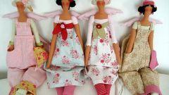 Отличительные черты куклы