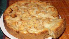 Как просто приготовить яблочный пирог