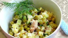 Как приготовить салат «Универсальный»