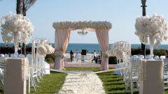 Как организовать выездную регистрацию свадьбы