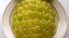Как приготовить салат «Виноградинка» с курицей и виноградом