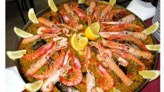 Как приготовить вкусный диетический салат с креветками