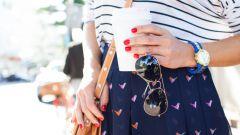 Как правильно сочетать принты в одежде