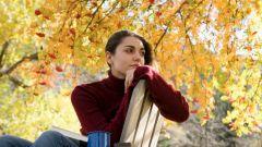 Как пережить осеннюю депрессию