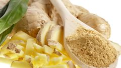 Ginger - beneficial properties of the aromatic root