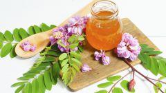 Ценные лечебные свойства меда из акации