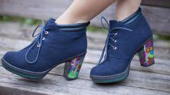 Как отреставрировать каблуки