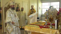 Когда в православных храмах не поминаются усопшие