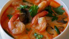 Как приготовить тайский суп Том Ям