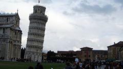 Пизанская башня: история строительства