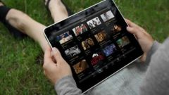 How to download cartoons on the tablet