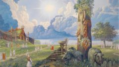 Боги восточных славян