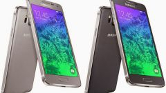 Смартфон Samsung Galaxy Alpha: дизайн и технические характеристики