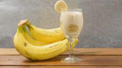 Быстрое похудение: меню бананово-молочной диеты
