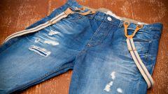 Модные принты: эффект потертости снова в тренде сезона