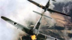 """Ил-2 Штурмовик"" - воздушный бой"