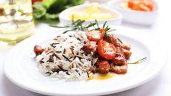 Рис с мясом - не обязательно плов. Рецепты различных блюд