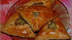 Как испечь татарские пирожки-треугольники «эчпочмак»
