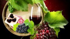 Как сделать леденцы из красного вина