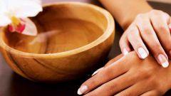 Как дома ухаживать за ногтями
