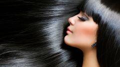 Как сохранить блеск волос