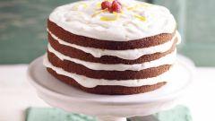 Как приготовить торт с помощью мультиварки