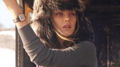 Модные женские шапки  зима 2015