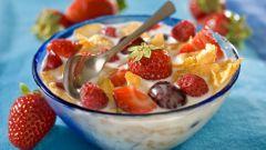 Здоровое питание: несколько рецептов для завтрака