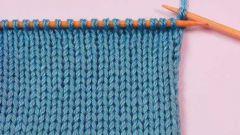 Уроки вязания. Как набрать петли на спицы