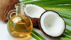 Масло кокосовое. Применение в косметологии