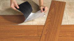 Как выбрать напольное виниловое покрытие