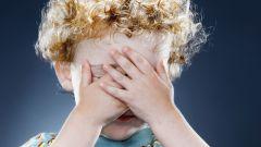 Почему ребенок стесняется